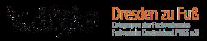 Logo Dresden zu Fuß