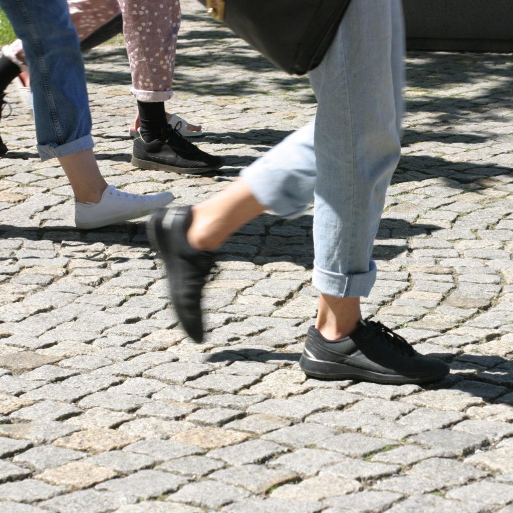 Feministischer Walk