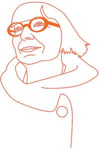 Illustration Jane Jacobs